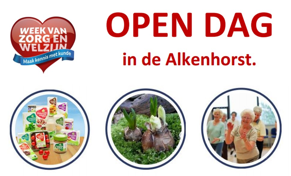 Opendag Flyer Header